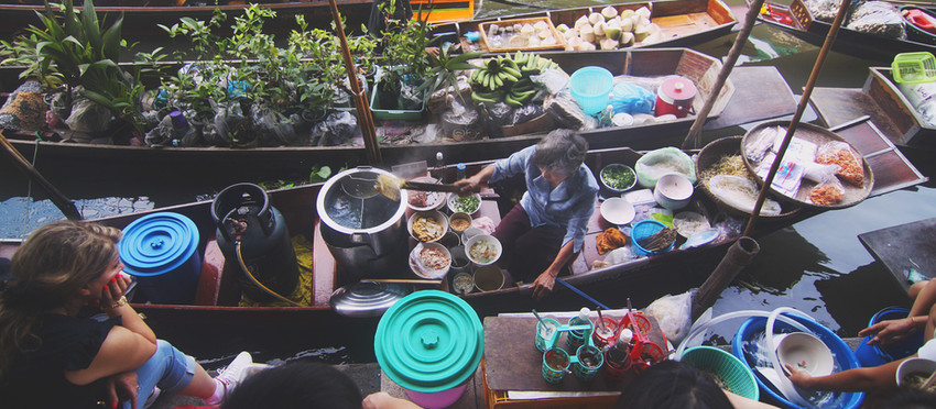 East of Eden - The Best of Thailand's Markets
