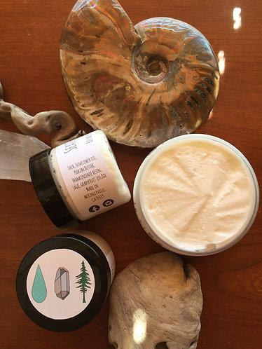 Boswellia Cream: Face and Body Butter