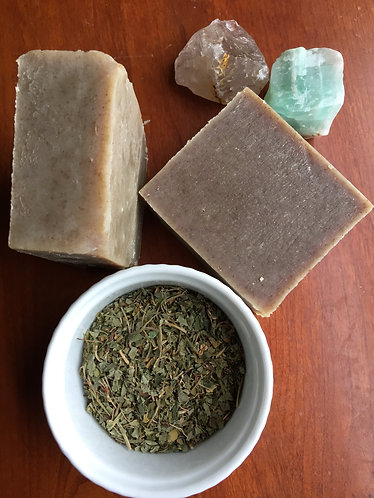 Kelp & Violets Seaweed Spa Bar
