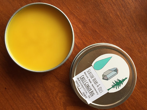 Chili Ginger Bug - warming salve