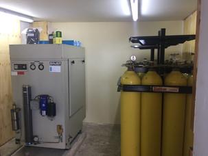 Compressor room!!!!