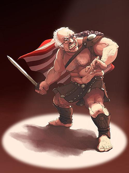 The Berning Gladiator