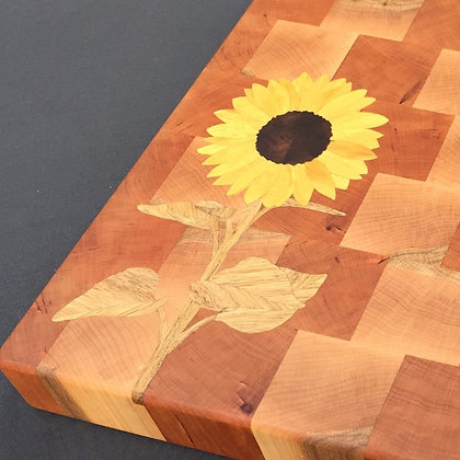 Sunflower Inlay (board not included)