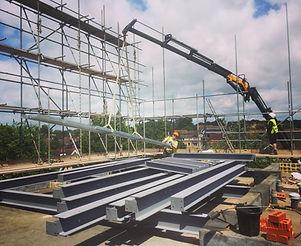 Steel fabrication and installation