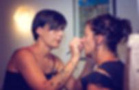 Institut de beauté Aloé, Châtel-St-Denis, soins du visage, maquillage, onglerie, épilation, maquillage shooting photos