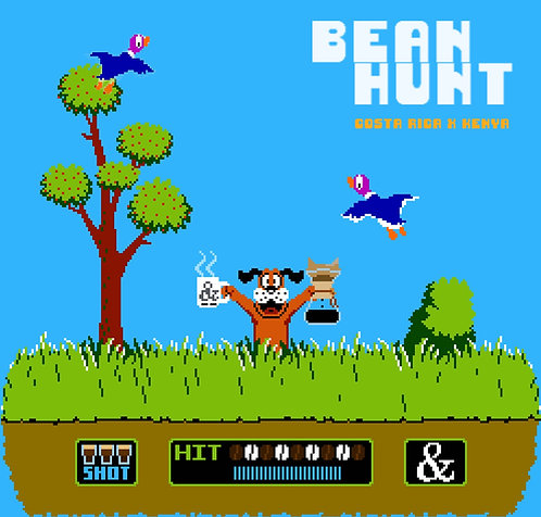 Bean Hunt // Costa Rica x Kenya