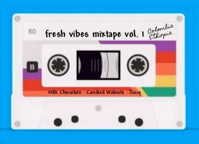 Fresh Vibes Mixtape Vol.1 // Colombia x Ethiopia