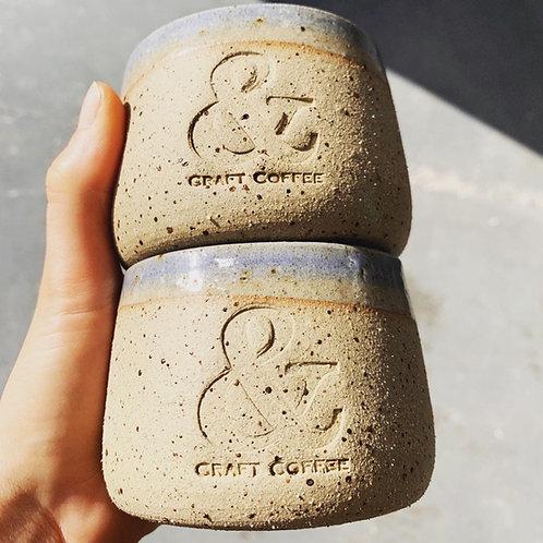 & Craft Coffee x Senay Ceramics