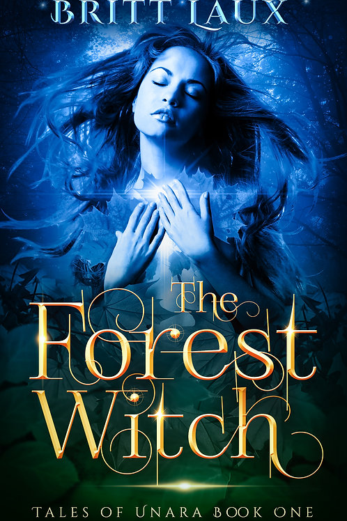 The Forest Witch Pre-order (with swag)