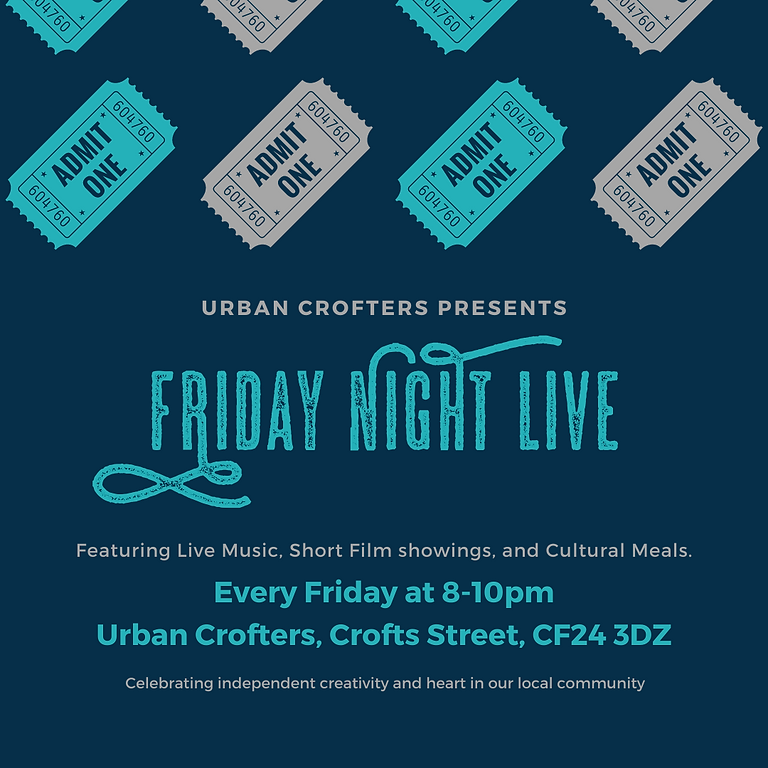 Friday Night Live - Singer-songwriter