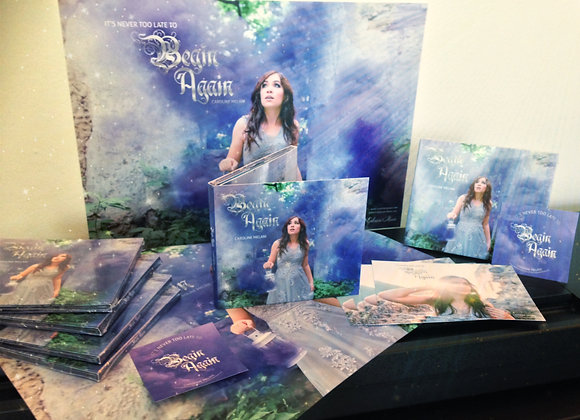 Album Package CD & Merch