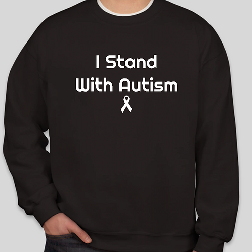 Autism Awareness Crew Neck
