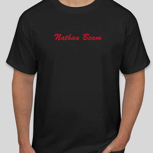 Nathan Beam T Shirt