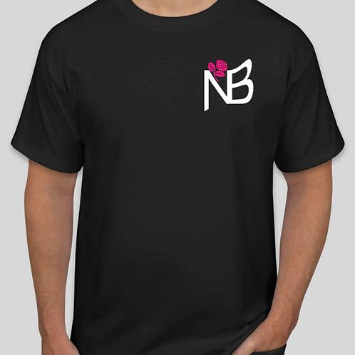 Nathan Beam Rose T Shirt