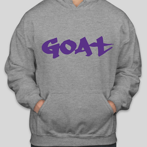Clark Paolo GOAT Hoodie