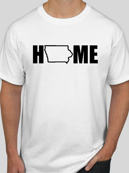 Iowa HOME T Shirt
