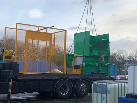 New Compactor Installation Comes to Liverpool