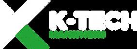 9. K-Tech Mannheim Firmenlogo - Negativ