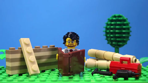 The LEGO Sukkot Movie: Jewish Holidays 101