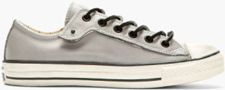 What's cooler than Chuck Taylors? Leather Chuck Taylors.
