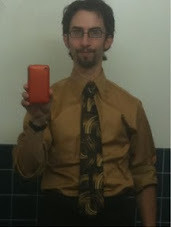 Behold: the majestic shirt of non-fittage. Circa 2008.