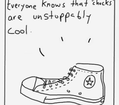 Putting the Stars Back In Your Converse All-Stars