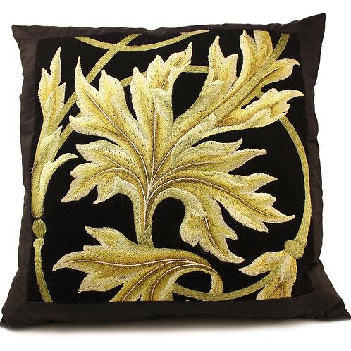 Achantus border cushion - design 6006