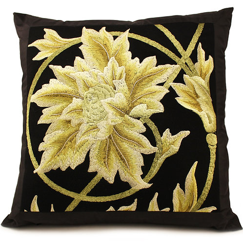 Achantus border cushion - design 6005