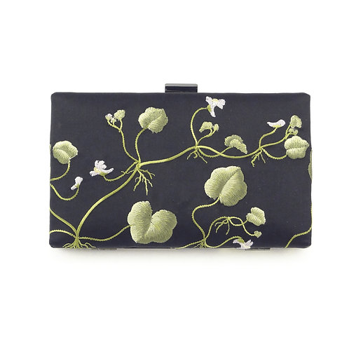 Kenilworth Ivy clutch