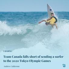 Team Canada Surfing
