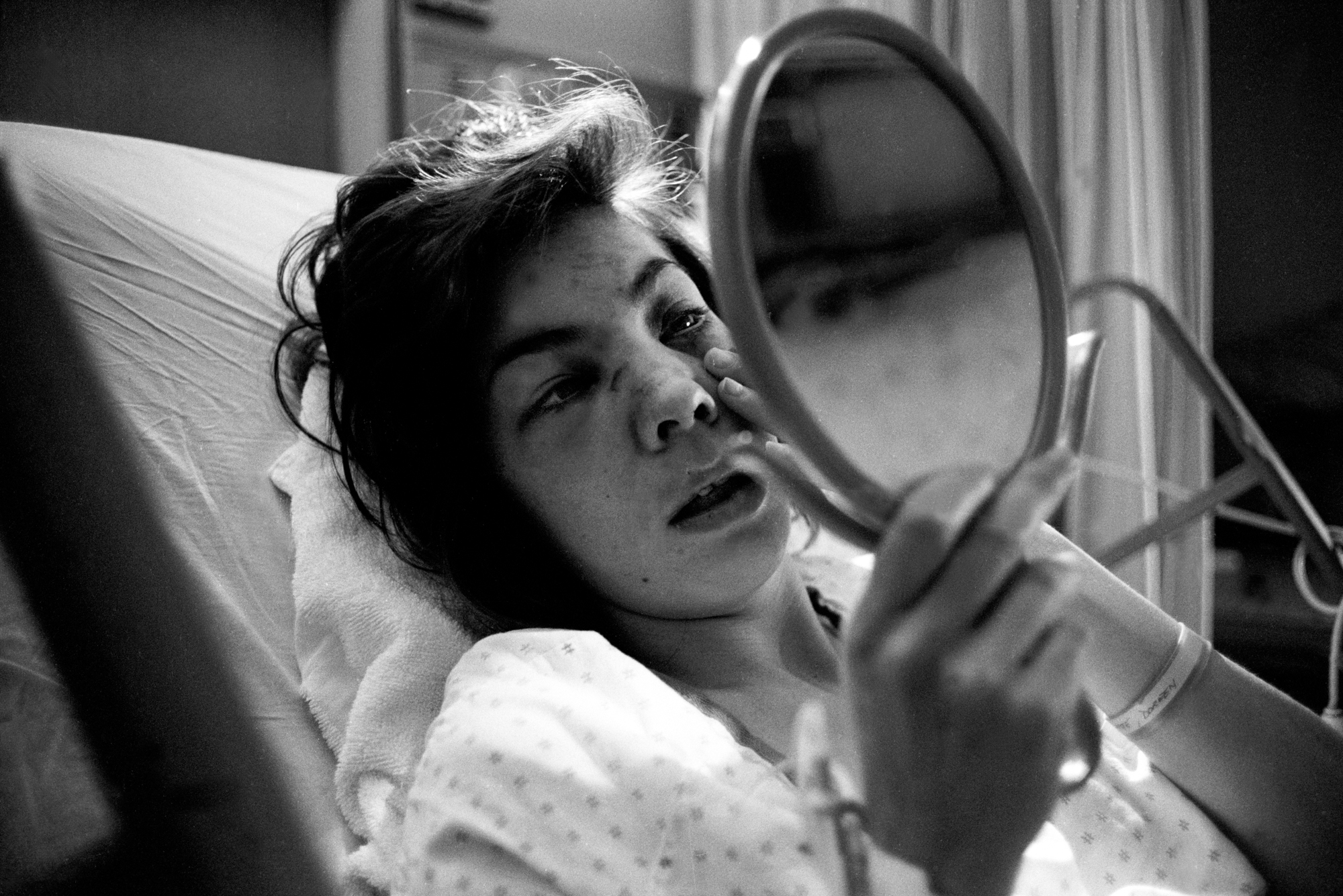Diana in the Hospital