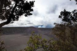 Volcano Crater Iki