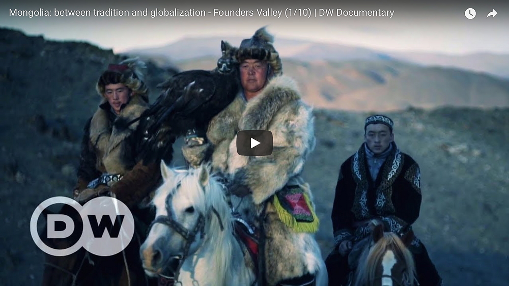 Documentary about entrepreneurs in Mongolia