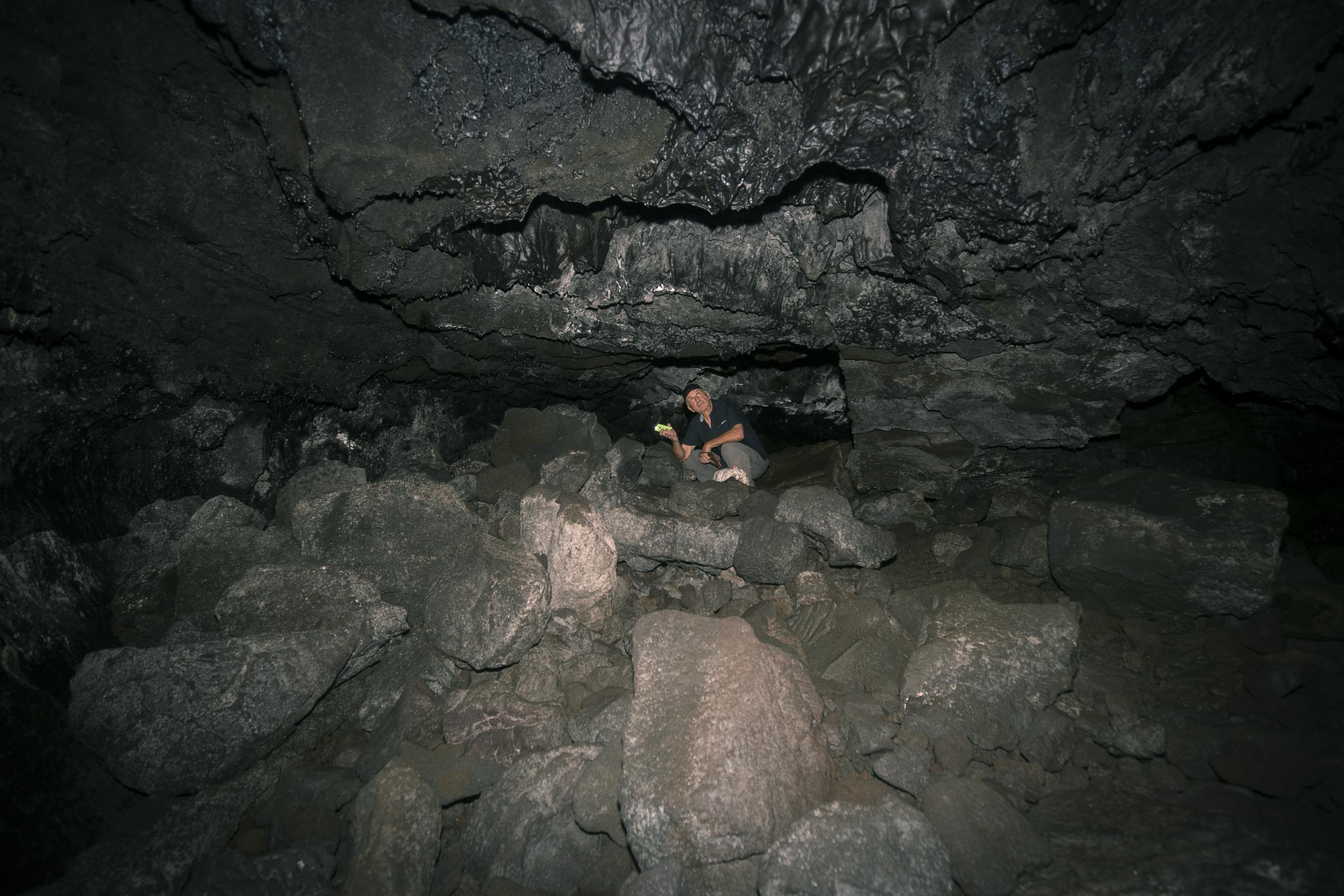 Kaumana Caves