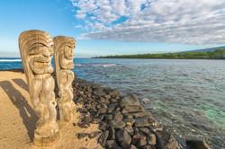 Heiau Pu'uhonua o Honaunau
