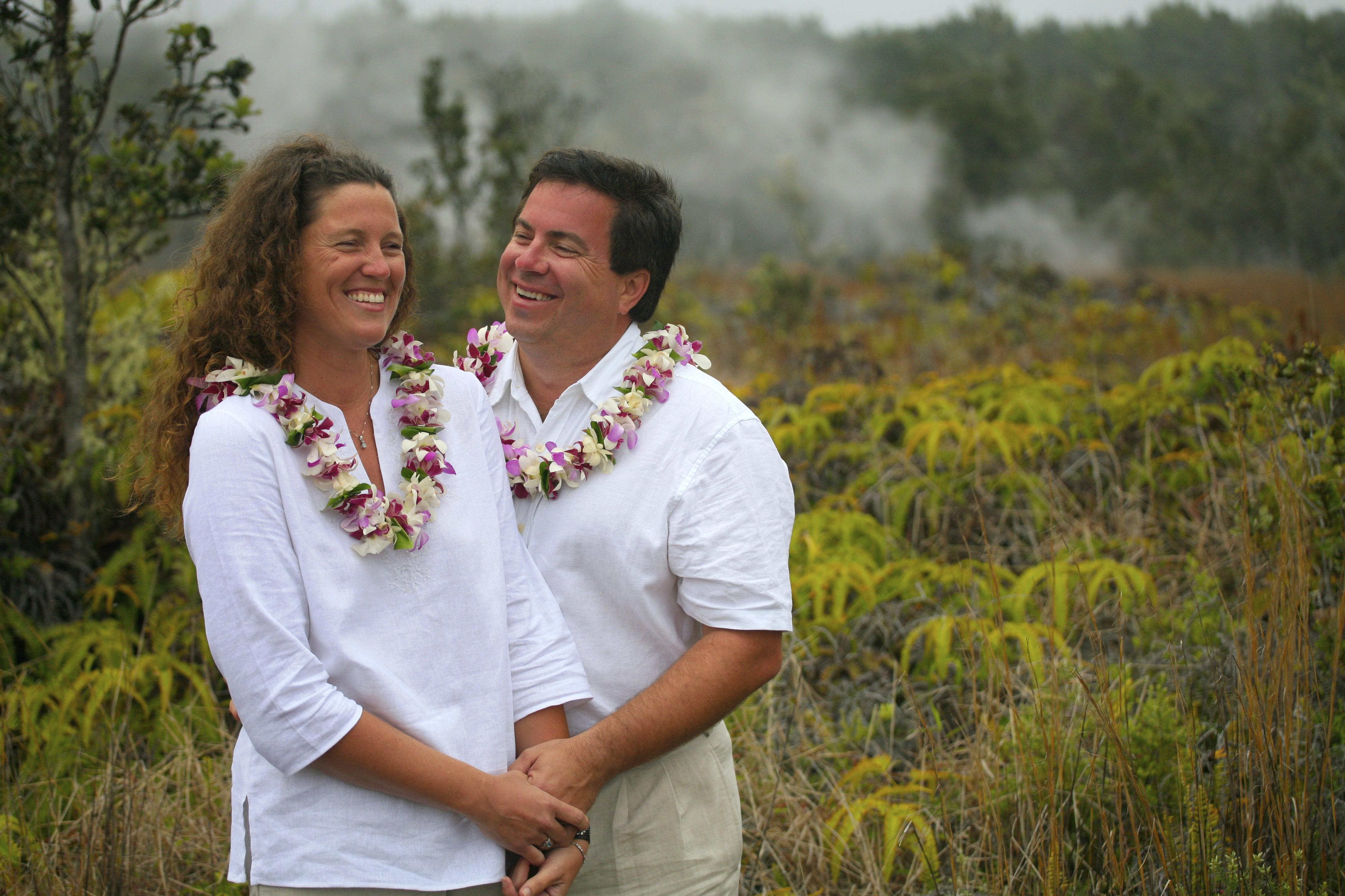 Steams at Volcano
