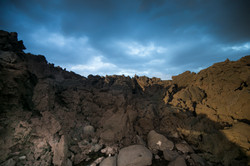 40 foot tall lava wall 2018