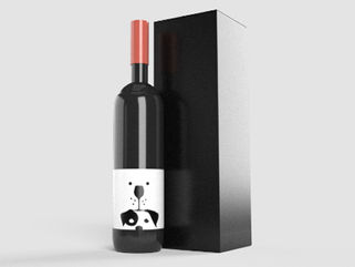ワインボトル用シール