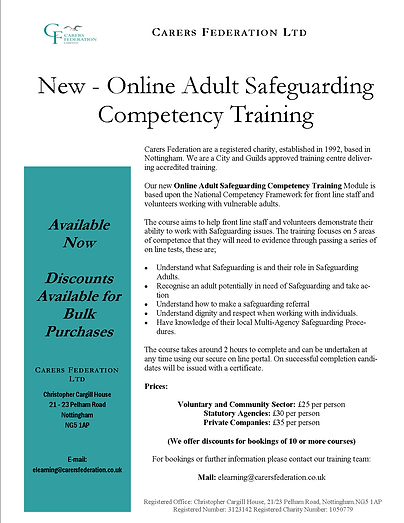 Safeguarding Training  flyer final.png