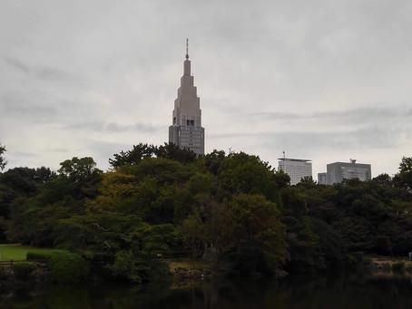 2019年10月BEST SPOT新宿御苑