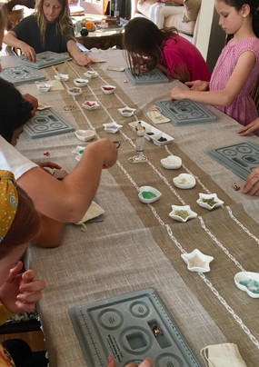 Make-Your-Own Birthday Party
