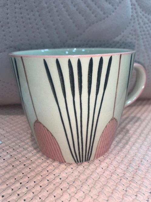 Tulip Ceramic Mug