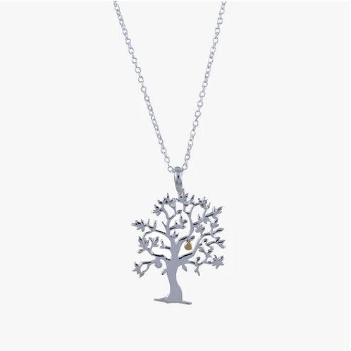 Nut Tree Necklace (BB196)