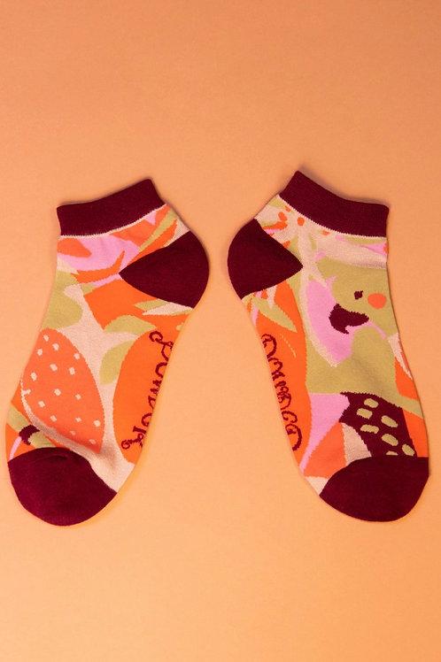 Modern Parrot Trainer Socks
