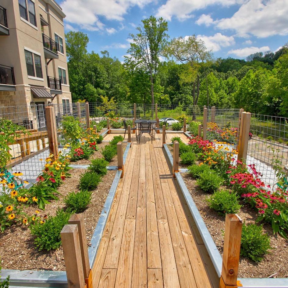 High Grove Garage and Rooftop Garden