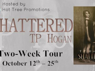 Shattered Tour by T.P. Hogan