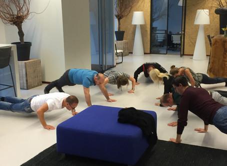 Flexibiliteit is het toverwoord