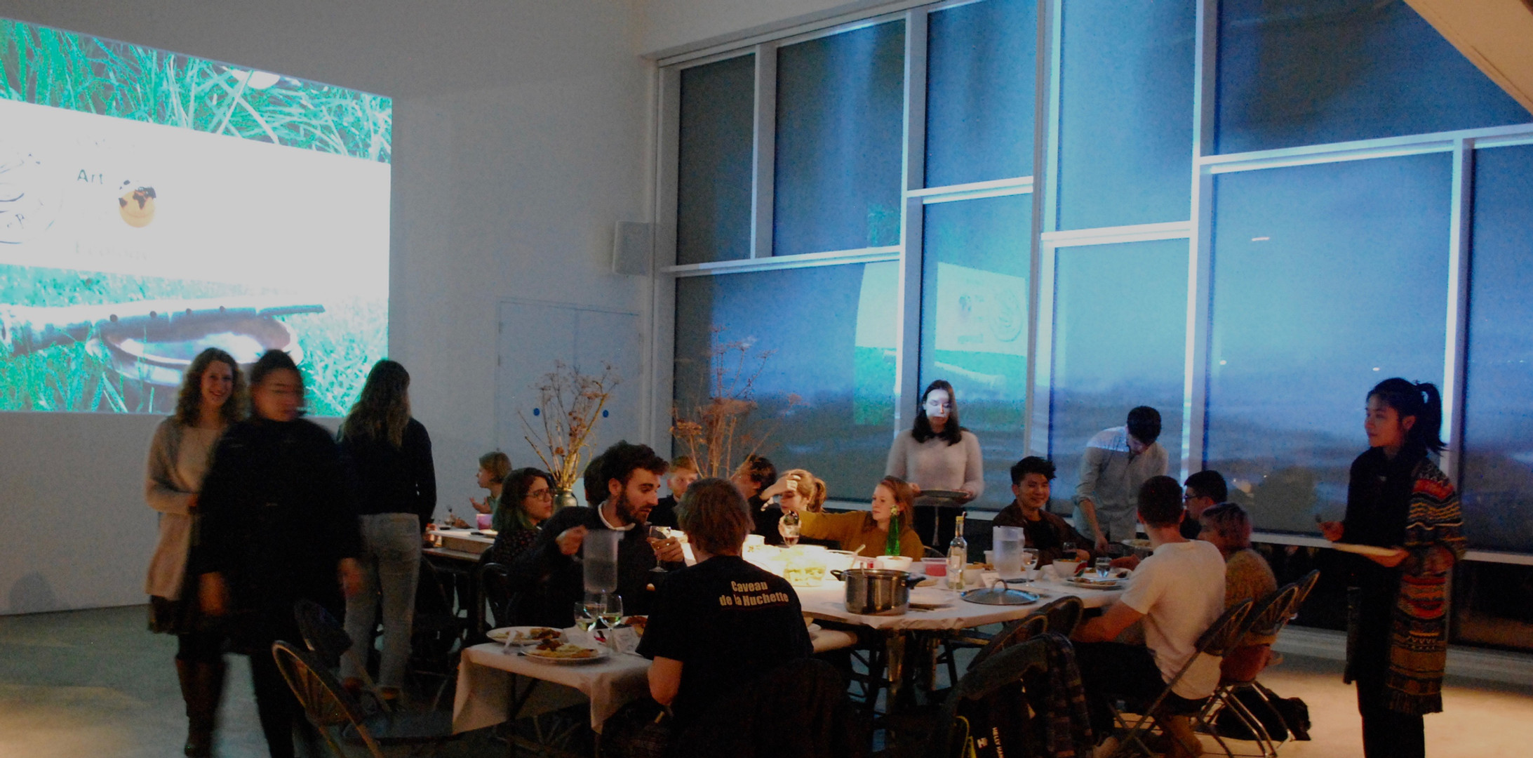 A good start to an important conversation: participants of the first workshop for Art  Climate Change initiative