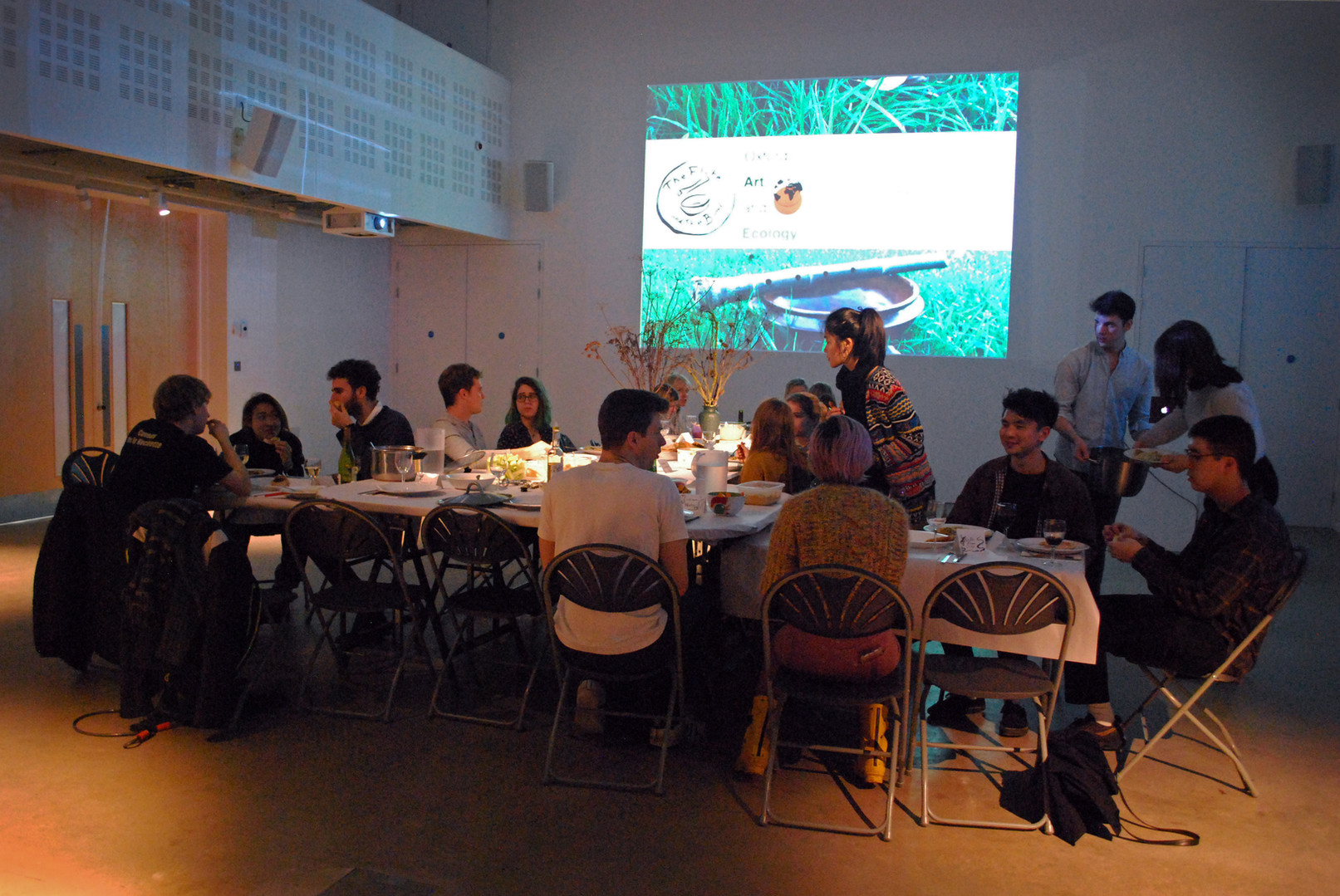 Sharing food, stories and inspiration at the Flute & the Bowl Workshop 1