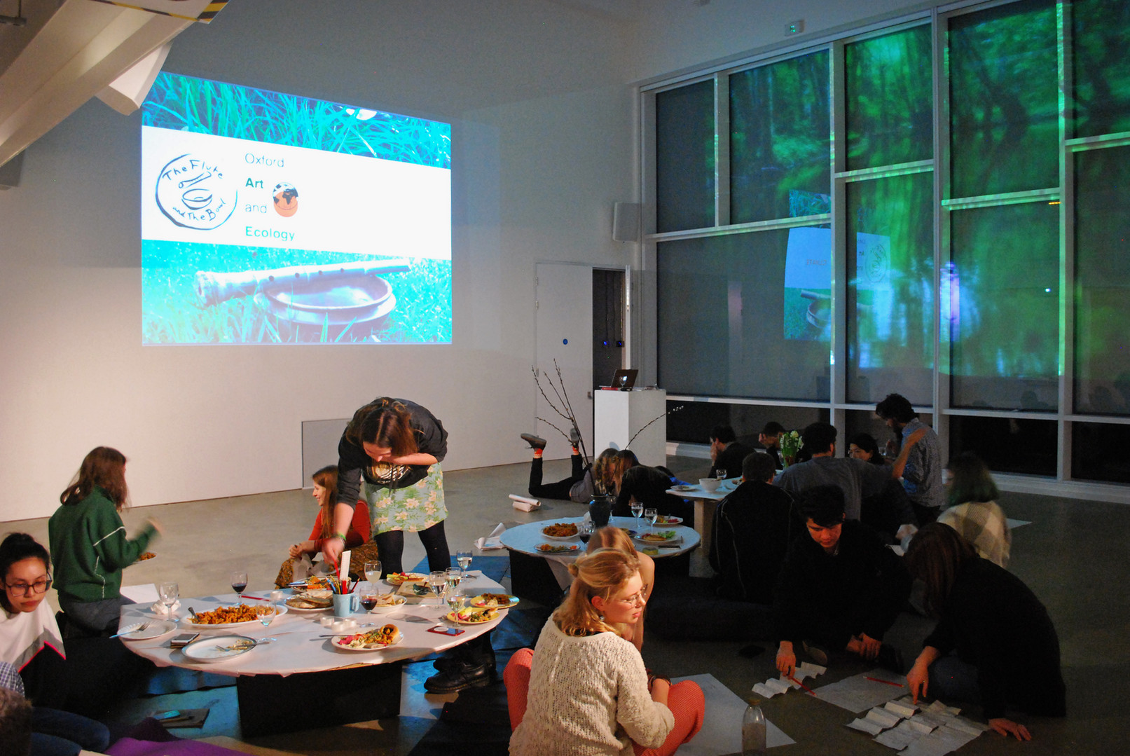 Workshop 2 was themed: A picnic in the Dark Forest of Art, Ecology and Economics